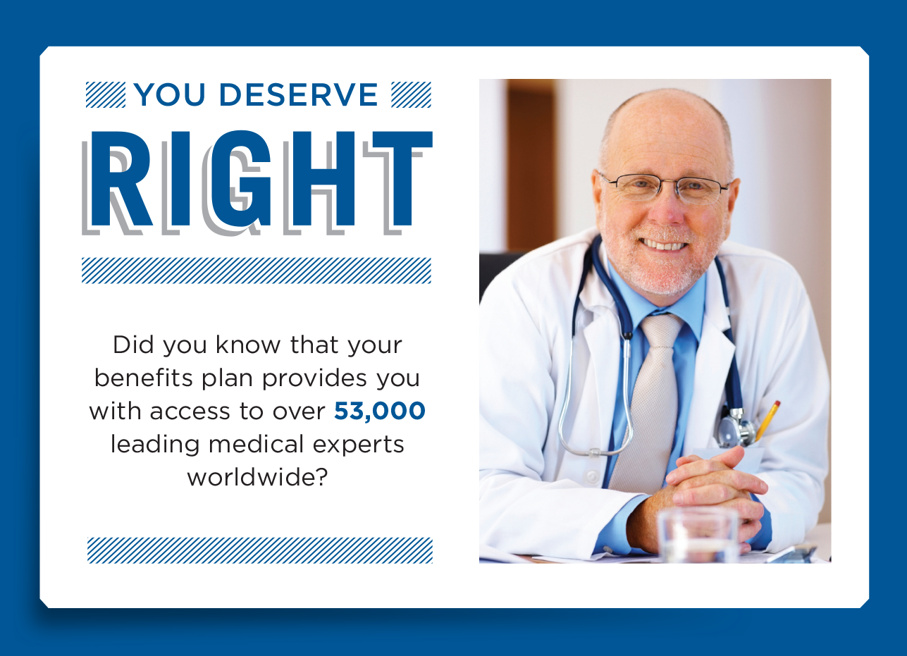 Best Doctors Get it Right Promo 2